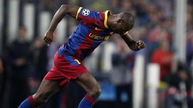 FC Barcelone : Eric Abidal face au PSG ?