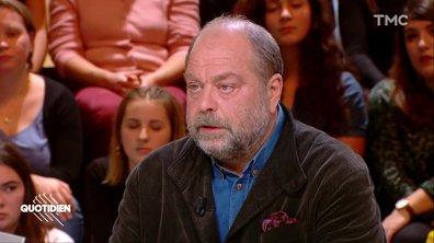 """Eric Dupond-Moretti : """"Le terrorisme nous a fait un mal de chien"""""""