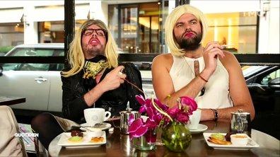 Eric et Quentin : « Elles, elles adorent se faire importuner »