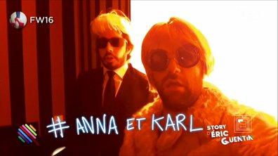La Story d'Eric et Quentin : Anna Wintour, Karl Lagerfeld et Emmanuel Macron