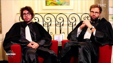 Les avocats de Vincent Bolloré croulent sous le travail (Eric et Quentin)