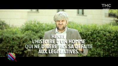 Eric et Quentin : Henri Guaino, le bad buzz