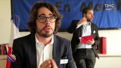 """Eric et Quentin : Dans les coulisses de la réforme du travail, """"en marche"""" !"""