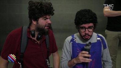Eric et Quentin et le drame du micro cassé