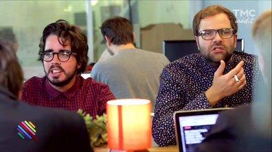 Eric & Quentin : Infiltrés chez Libé