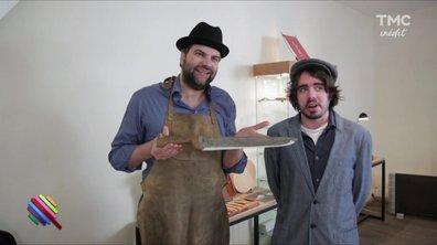 Eric et Quentin : l'art de planter un couteau dans le dos