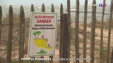 Érosion : le littoral du Sud-Ouest recule