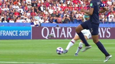 France - USA (0 - 0) : Voir l'occasion de Ertz en vidéo