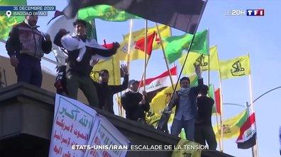 Escalade de la tension entre les États-Unis et l'Iran : des questions restent en suspens