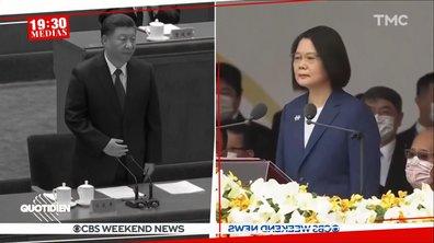 Escalade des tensions entre Taïwan et la Chine