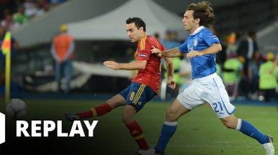 Espagne - Italie : Revoir la finale de l'Euro 2012