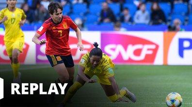 Espagne - Afrique du Sud - Coupe du Monde Féminine de la FIFA, France 2019