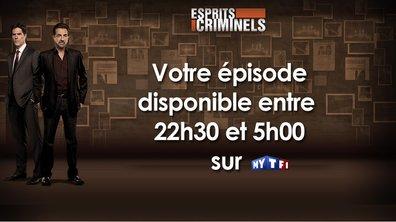 Esprits Criminels - REPLAY TF1 : Revivez la soirée du lundi 1er septembre sur MYTF1