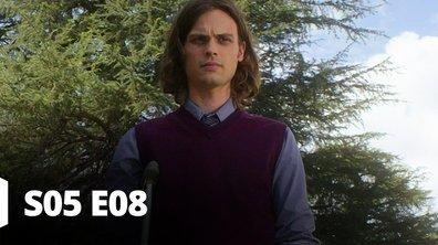 Esprits criminels - S05 E08 - Blessure de guerre