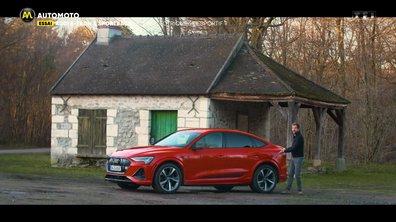 Audi e-Tron S Sportback : le SUV électrique… et sportif ?