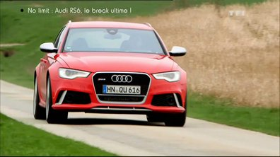 No Limit - Essai Exclu : Audi RS 6 Avant, le super-break ?