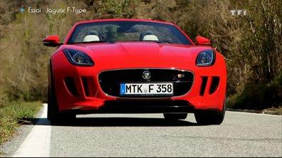 Essai Vidéo : Jaguar F-Type, une nouvelle légende ?