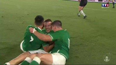 Irlande - Ecosse (24 - 3) : Voir l'essai de Conway en vidéo