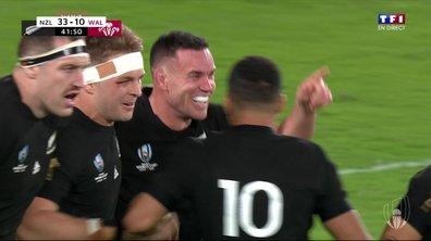 Nouvelle-Zélande - Pays de Galles (35 - 10) : Voir l'essai de Crotty en vidéo