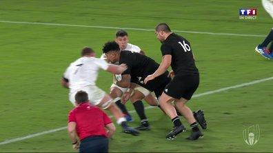Angleterre - Nouvelle-Zélande (13 - 7) : Voir l'essai de Savea en vidéo