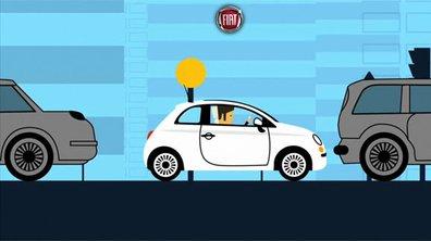 Essai : Fiat 500 eco:Drive