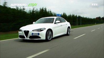 Essai Vidéo : Giulia, le retour d'Alfa Romeo