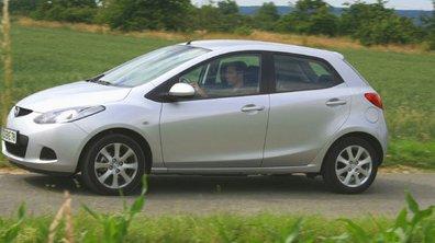Essai du poids plume de Mazda : la Mazda2 1.4 MZ-CD
