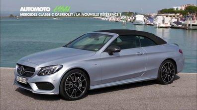 Essai : Mercedes-Benz Classe Cabriolet 2016, la nouvelle référence ?