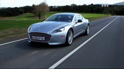 No Limit : la surprenante Aston Martin Rapide S !