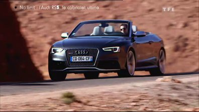No Limit : Audi RS 5 Cabriolet, cabriolet ultime ?