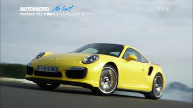 No Limit : la Porsche 911 Turbo S type 991