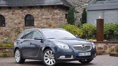 Opel Insignia diesel : enfin la transmission intégrale !