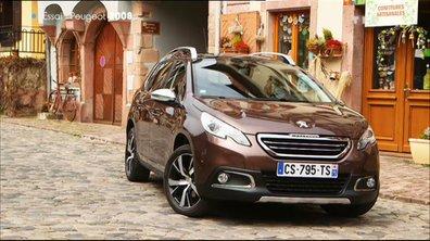Essai Vidéo : Peugeot 2008, le meilleur des SUVs urbains ?