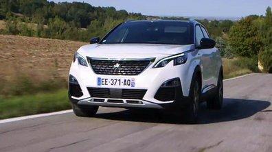 Le nouveau Peugeot 3008 BlueHDi 120 ch (diesel) 2016 à l'essai