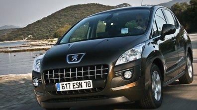 Le Peugeot 3008 fait fureur