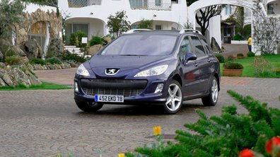 Essai Peugeot 308 SW HDI 110 : Félin version monospace