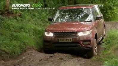 Essai - Range Rover Sport 2013 : Le 4X4 de rêve ?