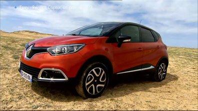 Essai Vidéo : le Renault Captur, crossover séducteur ?