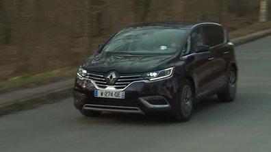 Teaser : Le nouveau Renault Espace à l'essai dans Automoto