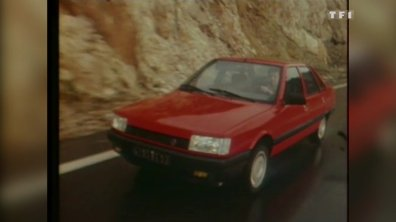 Essai de la Renault R21 – Automoto 22 février 1986
