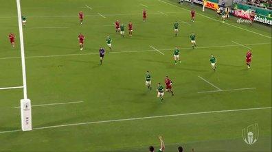 Irlande - Russie (35 - 0) : Voir l'essai de Ringrose en vidéo
