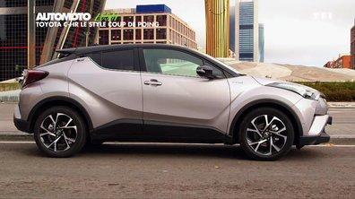 Essai Vidéo : Toyota C-HR, le crossover qui peut bousculer les Captur et 2008 ?