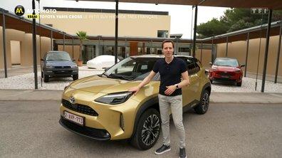 """Essai : la Toyota Yaris Cross, le SUV très """"français"""""""