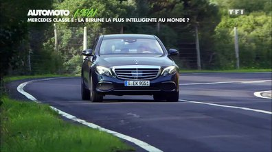 Essai Vidéo : Nouvelle Mercedes classe E, la berline la plus intelligente au monde ?
