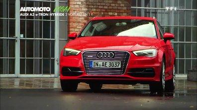 Essai Vidéo : Audi A3 e-tron, l'hybride rechargeable... sportive ?