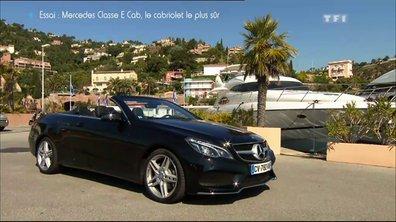 Essai Vidéo : la Mercedes Classe E Cabriolet