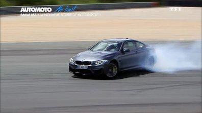 No Limit : la BMW M4 2014 à l'essai