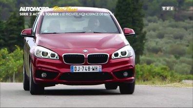 Plein Phare : Série 2 Active Tourer, le premier monospace de BMW !
