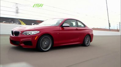Essai Vidéo : BMW Série 2 Coupé et Série 4 Cabriolet 2014
