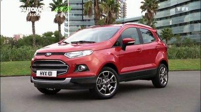 Essai Vidéo : le nouveau Ford Ecosport 2014